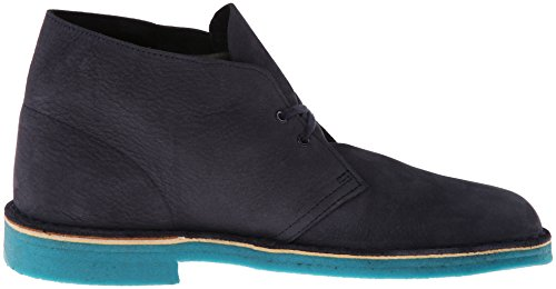 Clarks Original Mens Desert Boot Navy