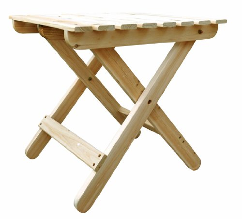 Wood Patio Table Chairs - 2