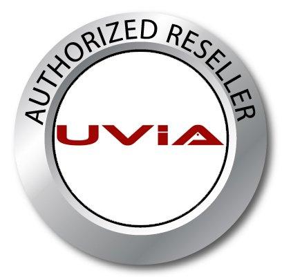 Uvia Helmet Visor Shield Wiper For Motorcyle Atv Scooter