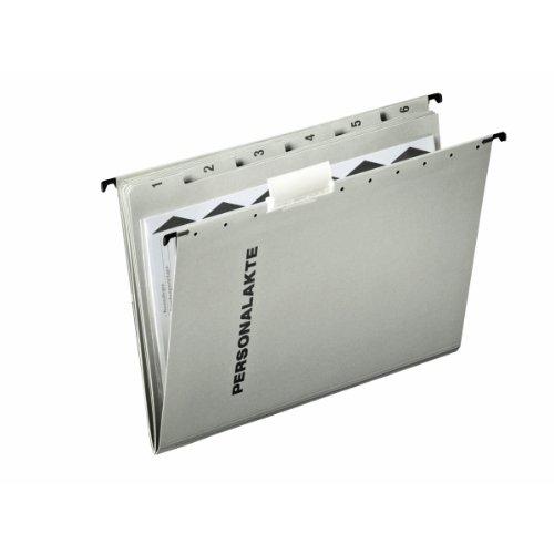 - Leitz 300410085 A4 Suspension File Box 250 g Cardboard Grey