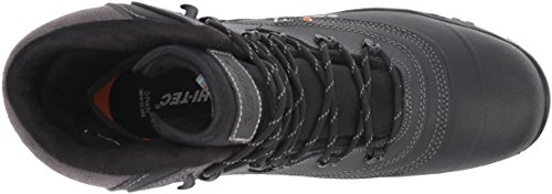Hi-tec Mens Trail Ox Winter 200g Waterproof-m Sneeuwlaars Zwart / Charcoal