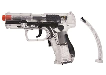 amazon com walther p99 clear airsoft electric pistol airsoft gun rh amazon com Walther PK380 Walther P5