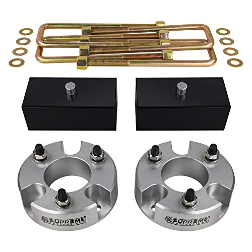 - Supreme Suspensions - Full Lift Kit for 2005-2019 Nissan Frontier and 2009-2012 Suzuki Equator 3