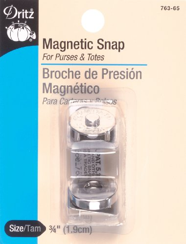 Dritz Magnetic Nickel Snap 4 Inch product image