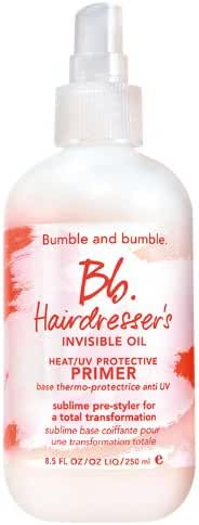 Bumble and Bumble Hairdresser's Invisible Oil Primer, 8.5 Ounce