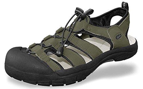 Mil-Tec - Sandalias deportivas para hombre