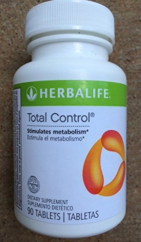 Herbalife Total Control With Ginger Root Extract And Green