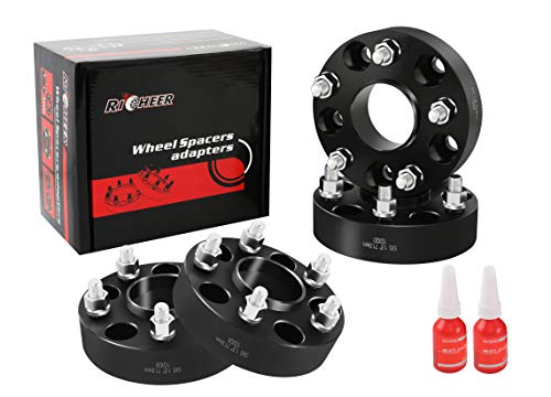 (Richeer 5x5 Wheel Spacers for Jeep JK WJ WK XK,1.5
