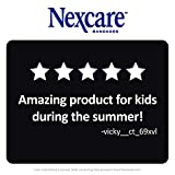 Nexcare Max Hold Waterproof Bandages, Clear, Family Pack, 60 ct One Size