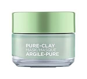 L'Oréal Paris Pure Clay Mask Purify and Mattify, 1.7 fl. oz.