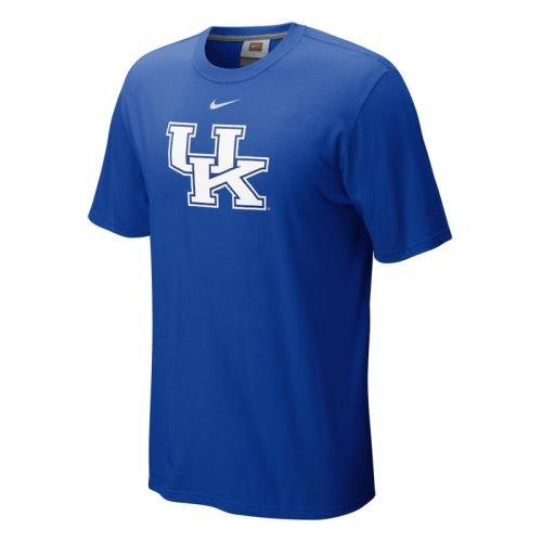 NIKE Kentucky Wildcats Classic Logo T-shirt - Men - M Nike Classic Logo Tee
