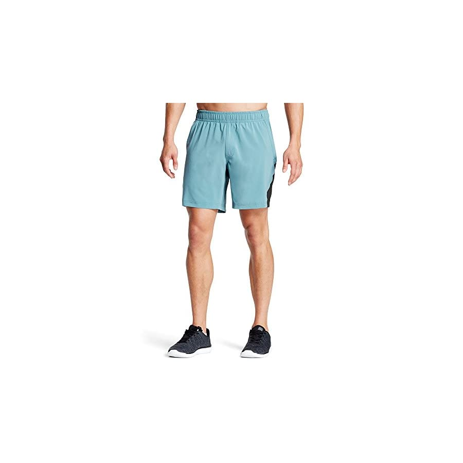 "Mission Men's VaporActive Fusion 7"" Athletic Shorts"