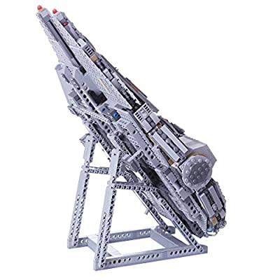 RAVPump Display Stand for Lego Millennium Falcon 75257, Stand Support Holder ( Lego Set not Included ): Toys & Games