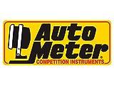Auto Meter P32111 Gauge Rail Press (Spek-Pro Gauge, Rail Press, 2 1/16'', 30Kpsi, Stepper Motorwith Peak & Warn, Wht/Chrm, Spek-Pro)