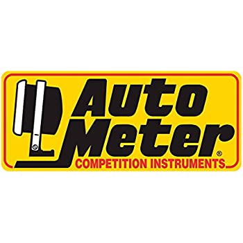 Wht//Chrm Auto Meter P33611 Gauge 2 1//16 Spek-Pro W//Shift Light /& Peak Mem 11K RPM Tach