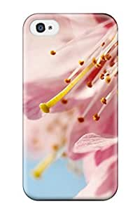High Quality K Flower Case For Iphone 4/4s / Perfect Case