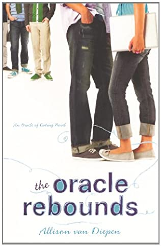 book cover of The Oracle Rebounds