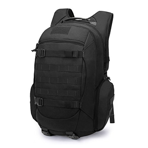 Mardingtop Tactical Backpack, Black 2.0, 52cm -