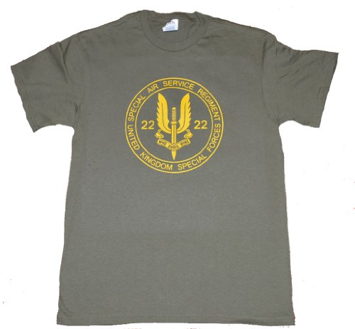 Got-Tee Men's SAS UK Special Air Service - Special Air Service Shopping Results