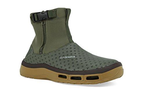 Science Neoprene Mesh Soft Fin Men's Boots Sage The dwxq7X46