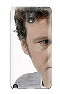 Defender Case For Galaxy Note 3, Colin Firth Pattern