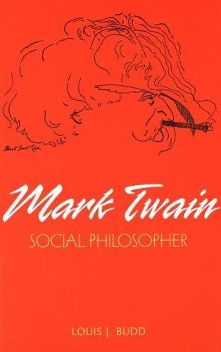 Mark Twain: Social Philosopher (Mark Twain and His Circle) pdf epub