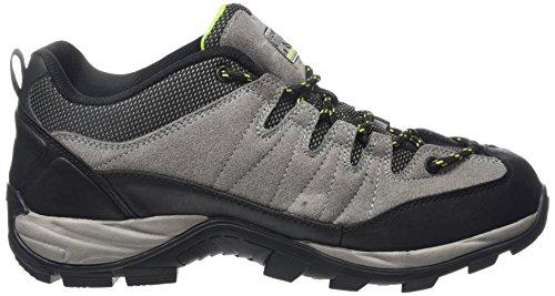 Gola Aberdare Low - Zapatos de Low Rise Senderismo Hombre Gris