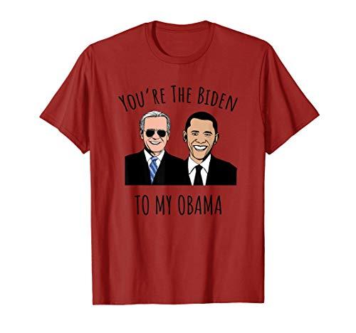 Funny Barack Obama Joe Biden T-Shirt Political Shirt