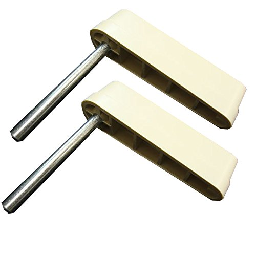 Williams Bally Pinball Flipper & Shaft - Set of 2
