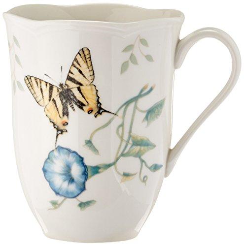 091709499707 - Lenox Butterfly Meadow 18-Piece Dinnerware Set, Service for 6 carousel main 17
