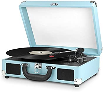 Victrola Portable Suitcase Turntable w/Bluetooth
