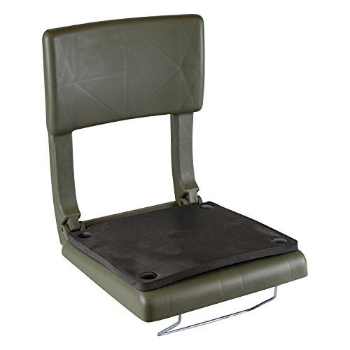 Wise 5410-940 Canoe Seat, OD Green