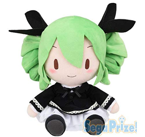 Sega Hatsune Miku Project Diva Arcade Future Tone SP Stuffed Hatsune Miku Dark Angel