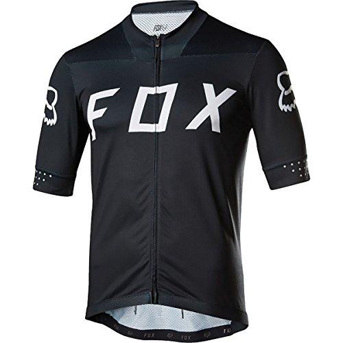 Fox Racing Ascent Jersey - Short-Sleeve - Men's Black, M ()