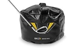 Smash Bag Golf Impact