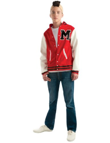 Glee Puck Football Player Adult Costume, Standard Color, Standard (2)