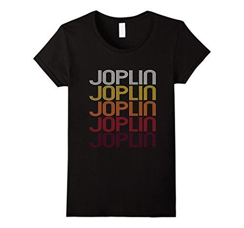 Womens Joplin, MO | Vintage Style Missouri T-shirt Large - Styles Joplin Mo