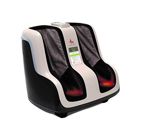 Human Touch 200-SOL-001 Reflex SOL Foot and Calf Shiatsu Massager