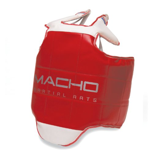 Macho Hogu Chest Protector - Macho Deluxe Tournament Hogu / Chest Guard - X-Small