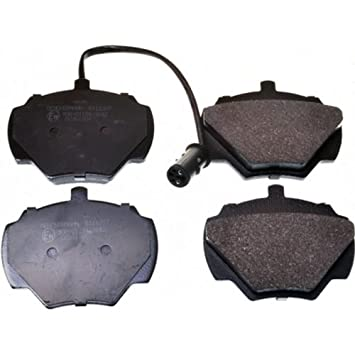 FRONT BRAKE PADS SET FIT LAND ROVER DISCOVERY I 1989-1998 2.0 2.5 3.5 4X4 TDI