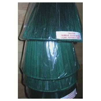 4 Hunter Green Chandelier Lamp Shades Mini Shades 17b1