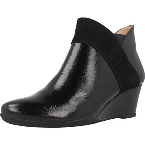 Botas para mujer, color Negro , marca STONEFLY, modelo Botas Para Mujer STONEFLY EMILY 6 Negro Negro