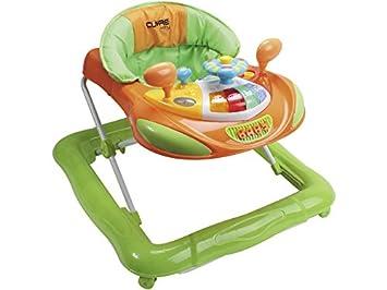 CUORE BABY Andador Verde Actividades Bebe: Amazon.es ...