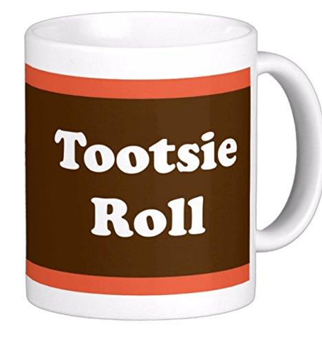 Tootsie Roll. Reproduced on 11 Oz. Ceramic Coffee Mug ()