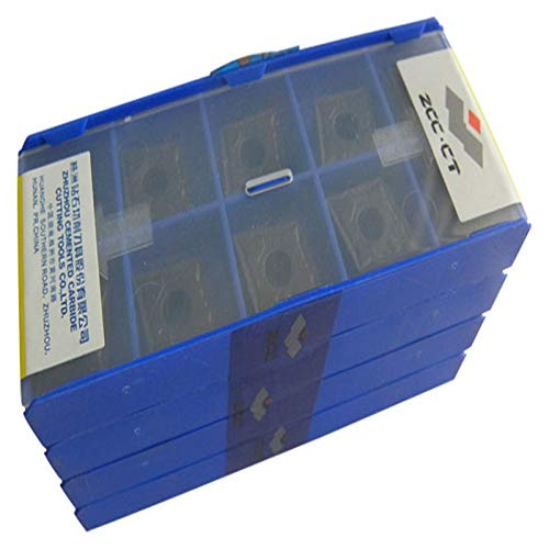 1 lot ZCC TOOL SNMG120416-DR YBC252 ZCC CT Cemented Carbide Cutting tools ZCCC turning inserts lathe tool