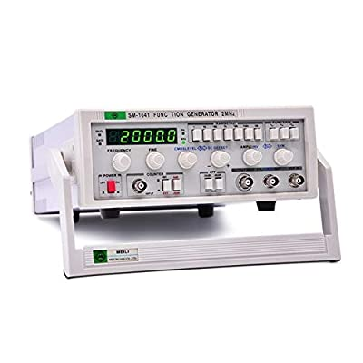 Multi Testers Function Signal Generator SM-1641 Industrial Electronic Science,Wide Measurement Range