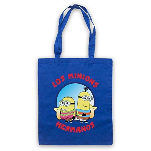 Los Minions Hermanos Funny Pollos Parody Bolso Azur Real