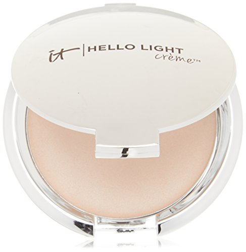(It Cosmetics Hello Light Creme Anti Aging Radiance Cream Luminizer 0.23 OZ)