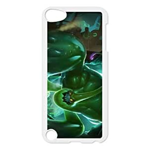 ipod 5 case ,ipod 5 Cell phone case White League of Legends Zac LOL,LLDS3926784