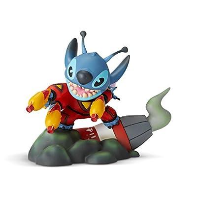 "Enesco 6001068 Grand Jester Studios Stitch Vinyl Figurine, 7.25"", Multicolor"